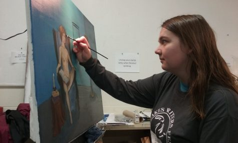 Upcoming student art show features Bagnall-Newman