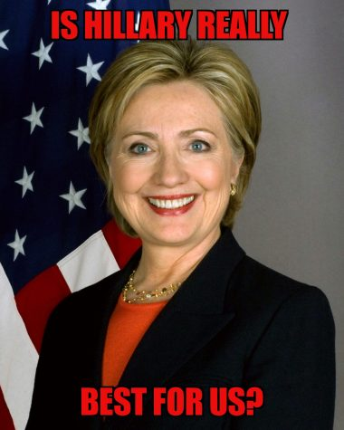 In Clinton we trust, but should we?