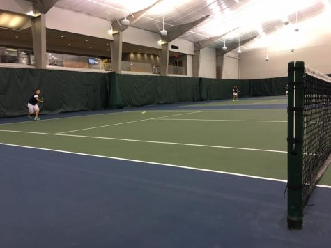 Jam-packed weekend for women's tennis