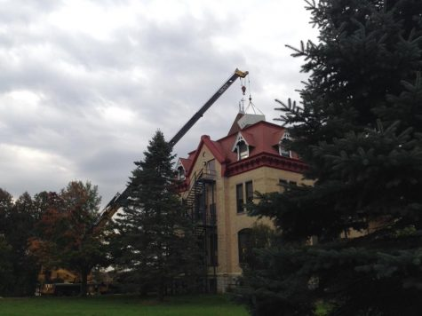 Old Main receives HVAC replacement
