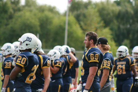 NACC football rankings: Muskies stand on muddy ground