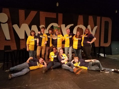 New horizons for Lakeland's improv team