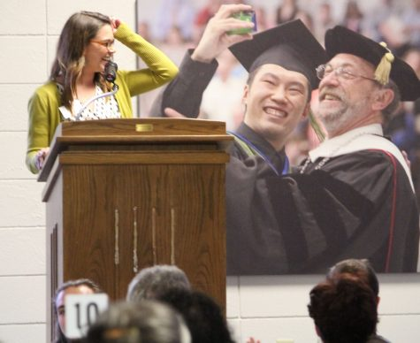 Honors Banquet rewards outstanding students and faculty