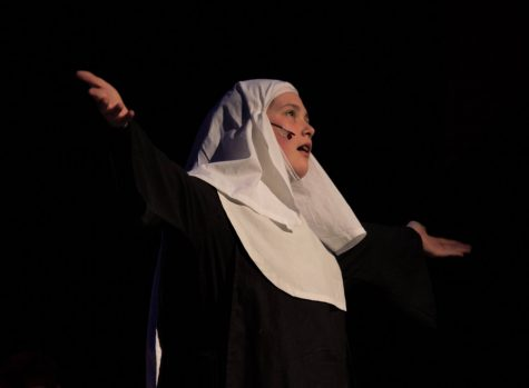 "Video and Gallery: ""Nunsense"" actresses sing and dance"