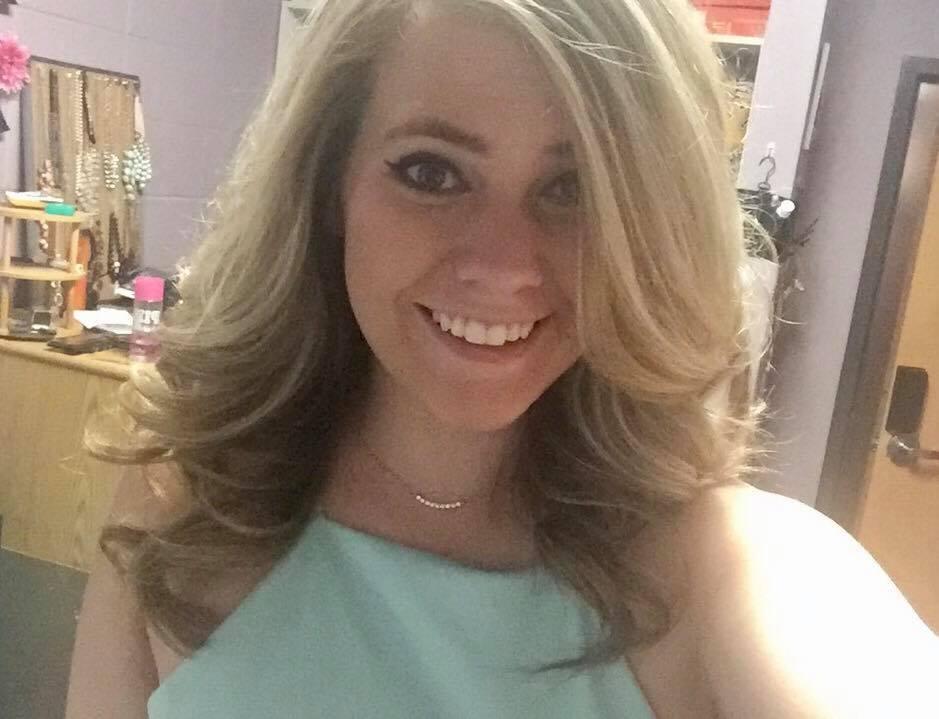 Hannah Scherer, junior marketing major.
