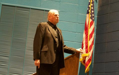 Wixon gives Byrd the spotlight for Constitution Day