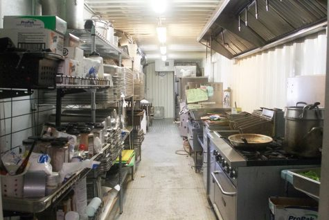 Cafeteria, kitchen and storage condensed in move to Wehr