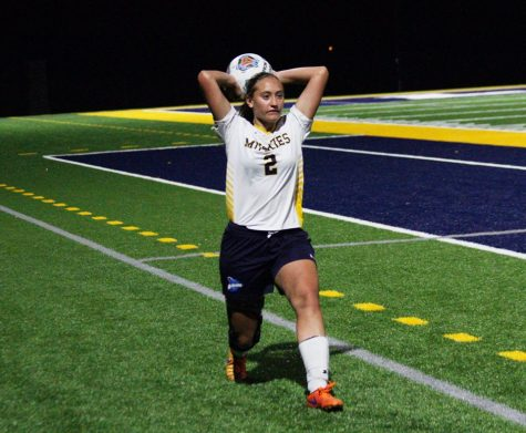 Women's soccer beaten by Concordia