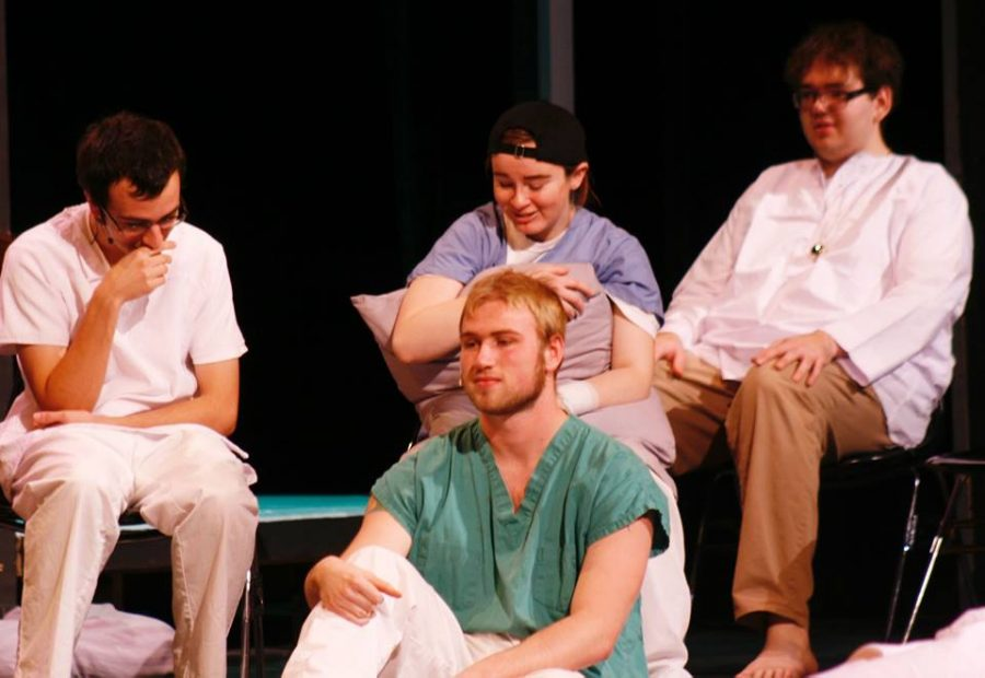 "Lakeland presents ""One Flew Over the Cuckoo's Nest"""