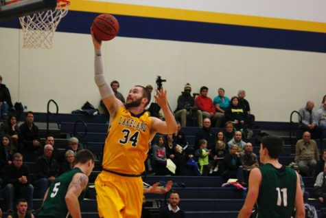Muskies basketball takes on Aurora: Men lose, women win