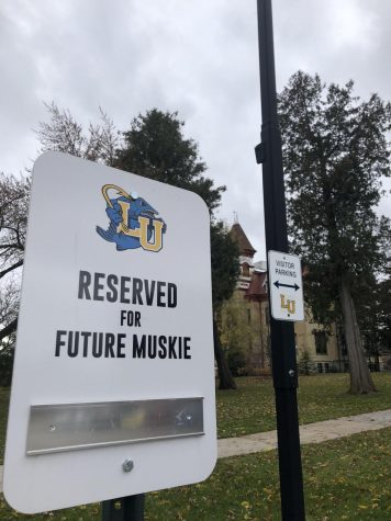 Muskie success and the students' role in it