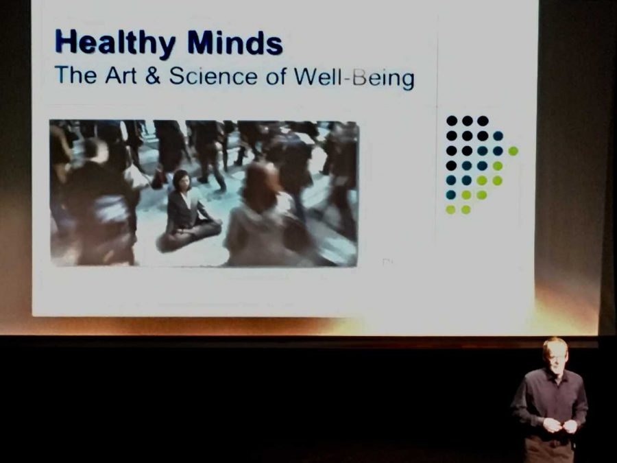 Healthy Minds Convocation