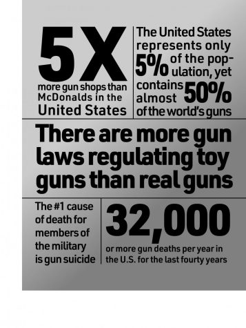 Facts and Future of Guns