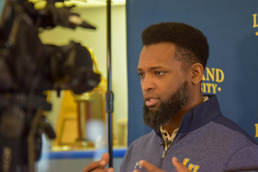Lakeland's First Esports Head Coach: Ahman Green