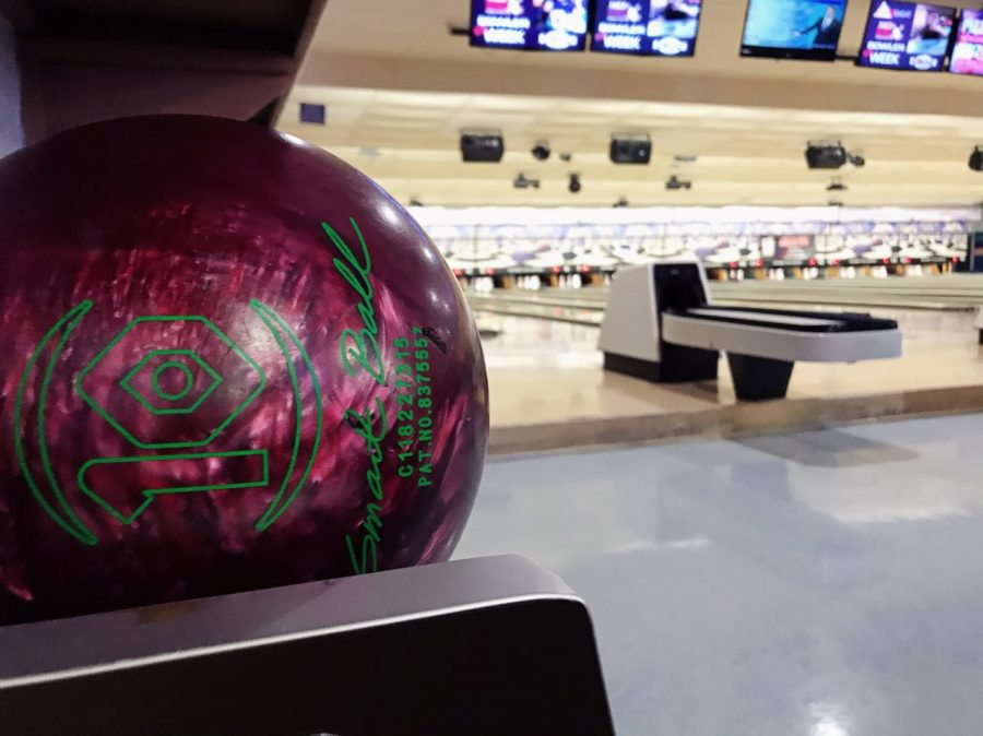 Knock Down Pins for Lakeland's First Bowling Team
